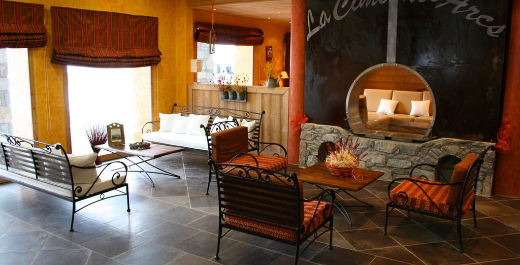 Welcome to the 4* Chalet des Neiges Cime des Arcs in Les Arcs 2000
