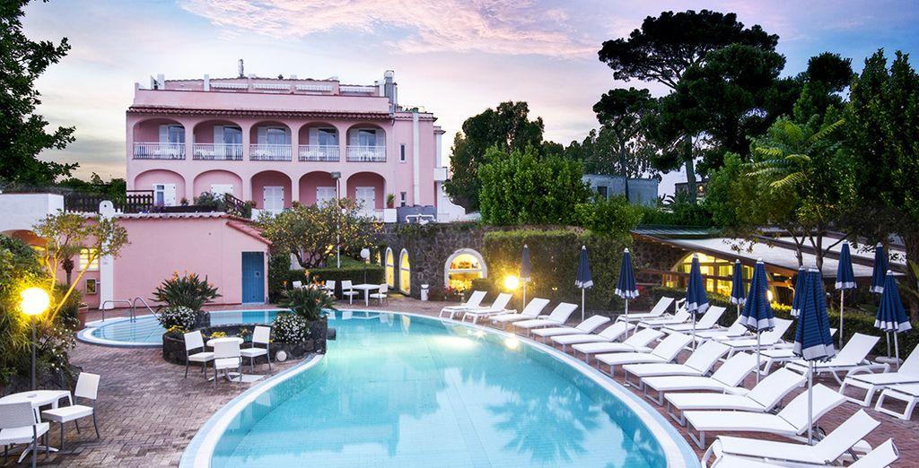 Best Western Regina Palace Terme 4*