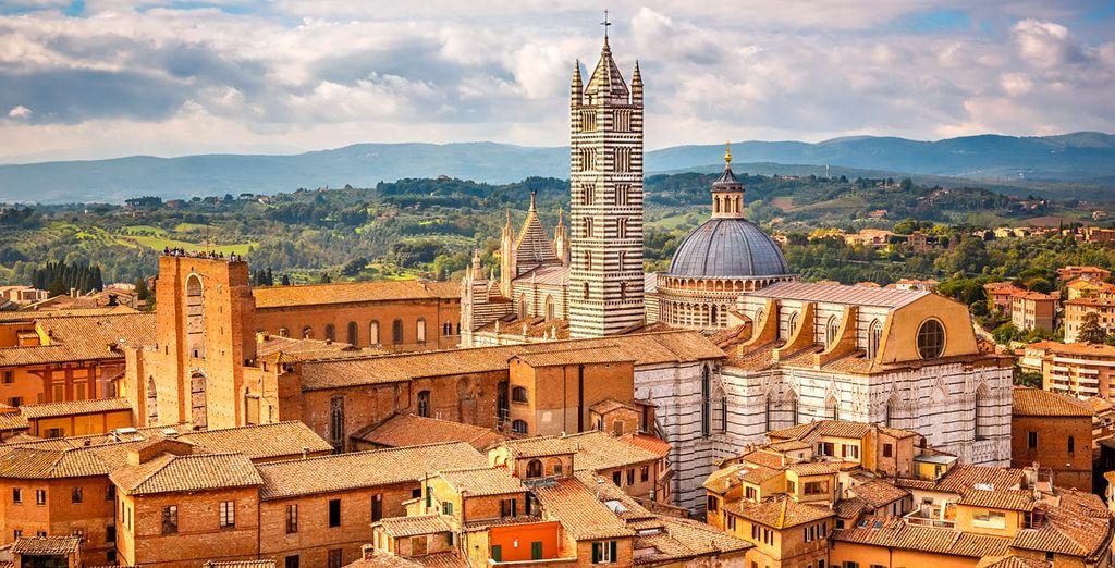 traipse around Siena,