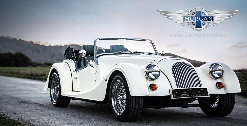 Enjoy a unique classic car experience!