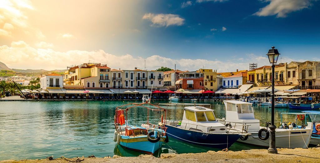 Discover the beautiful Greece's island, Crete