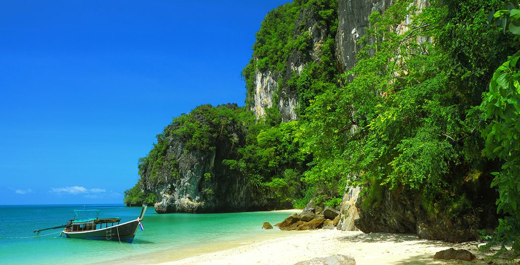 Explore the Andaman Coast in Thailand