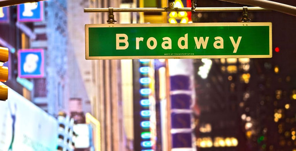 New York travel guide - Broadway