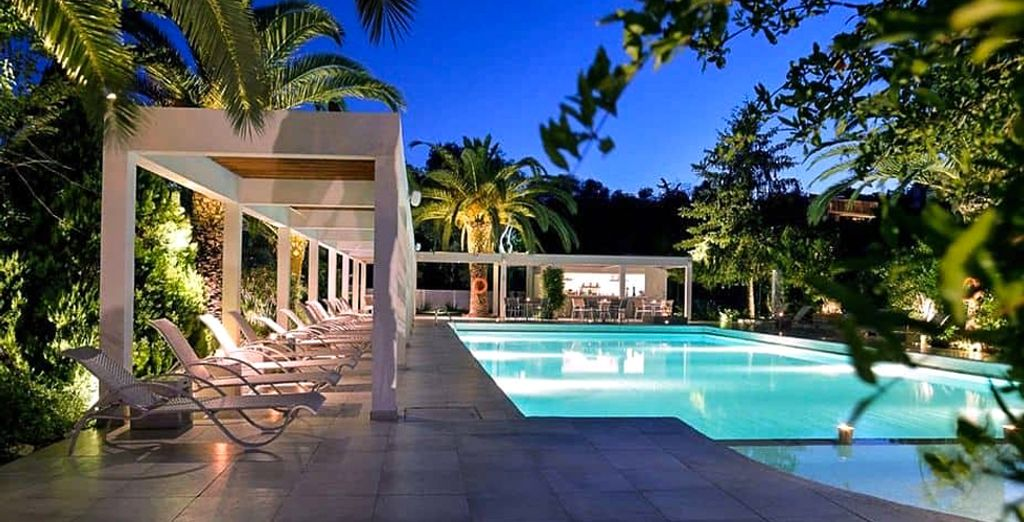 Corfu Palma Boutique Hotel 4* - best hotels in Corfu Town