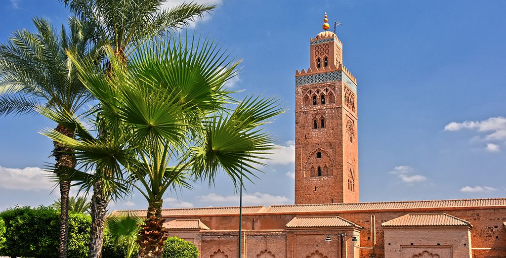 Voyage Prive travel to Morocco for sun holidays