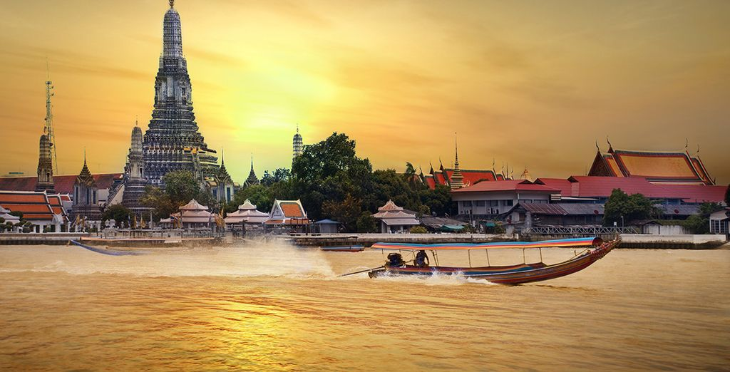 Booking Bangkok