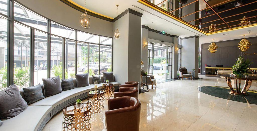 Hotel booking Bangkok