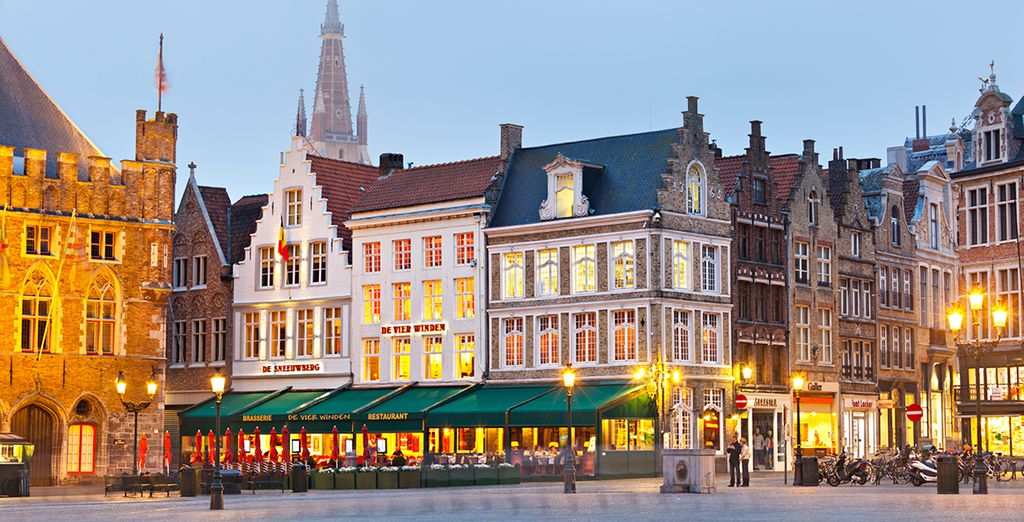 Bruges travel guide and tips