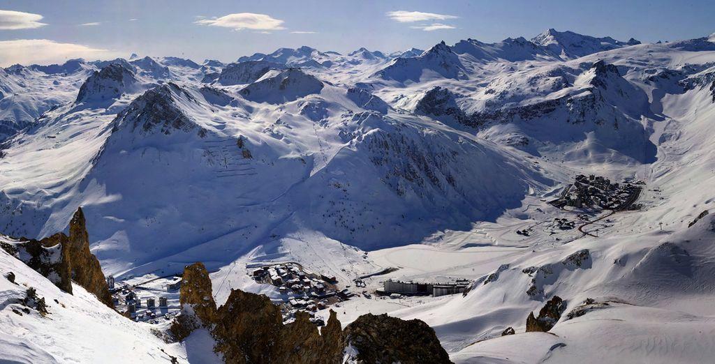 Ski holidays in December : Kitzbuhel, Austria