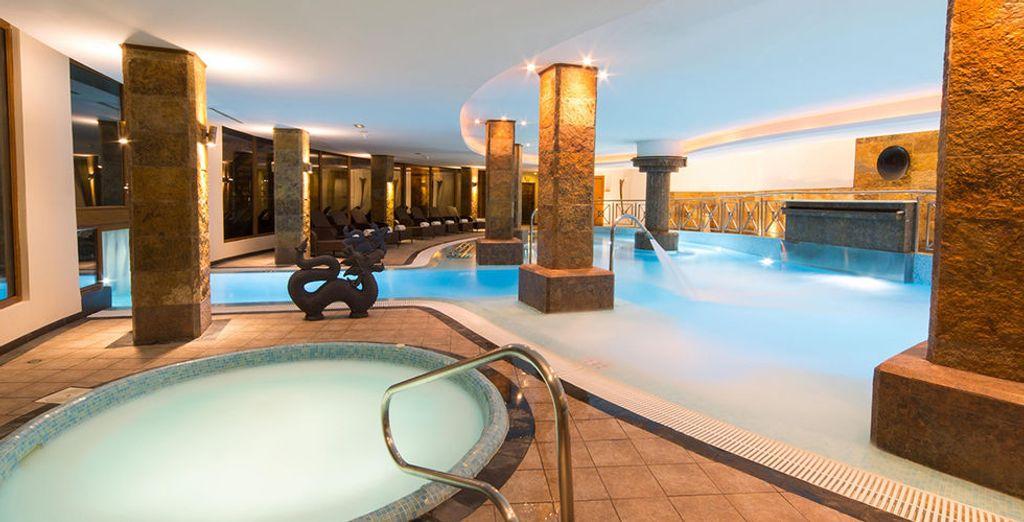 GPRO Valparaiso Palace & Spa 5* - Hotel Spa in Palma de Mallorca