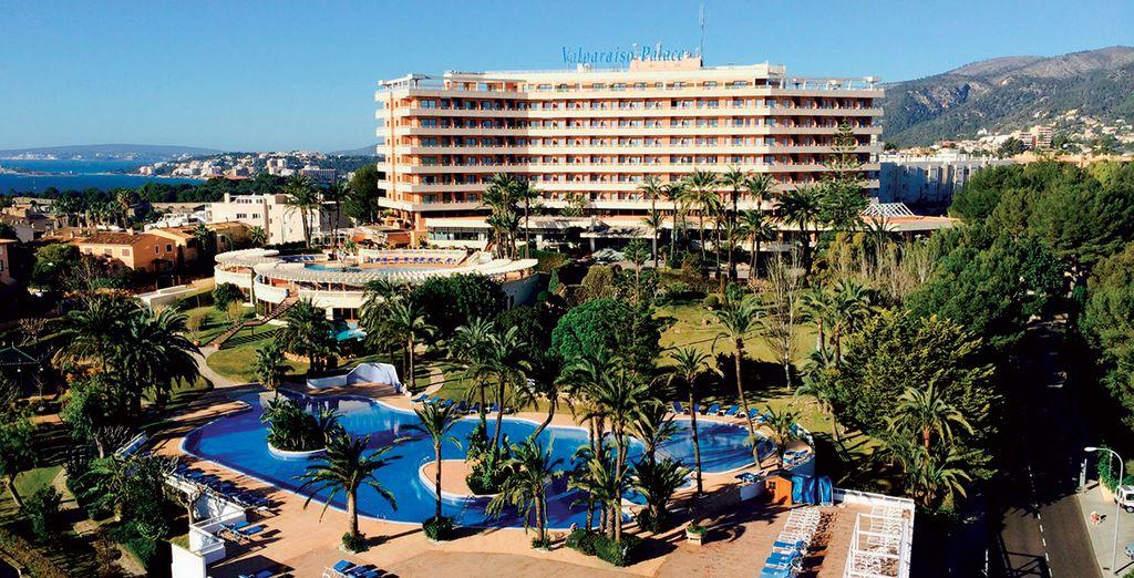 GPRO Valparaiso Palace & Spa 5* - luxury hotel with Voyage Privé