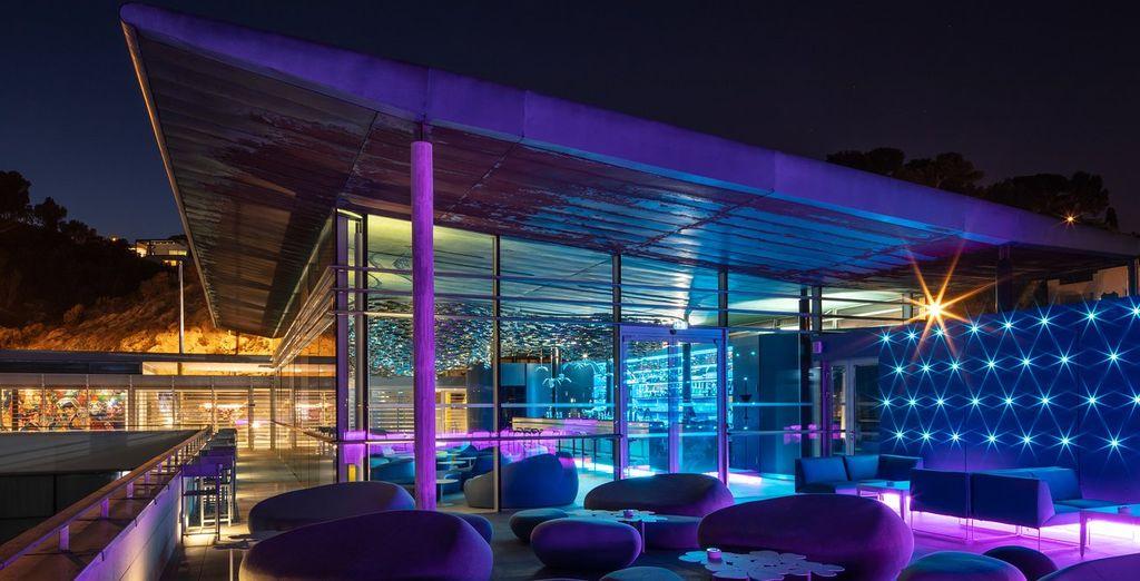 Nhow Marseille 4* - modern hotel in Marseille