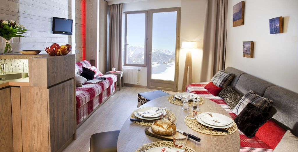 Pierre & Vacances ski Accommodation in Morzine