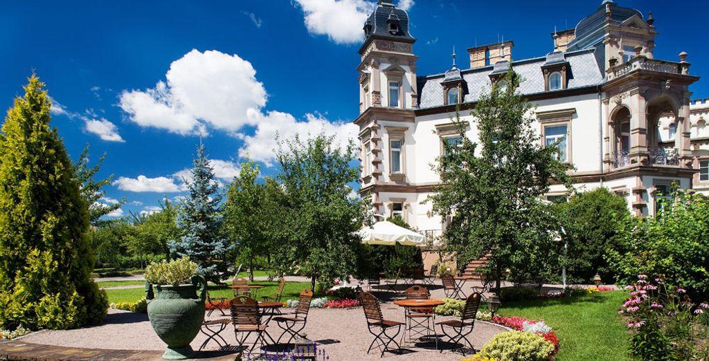 Hotel Château de l'Île 5* - online booking with Voyage Privé