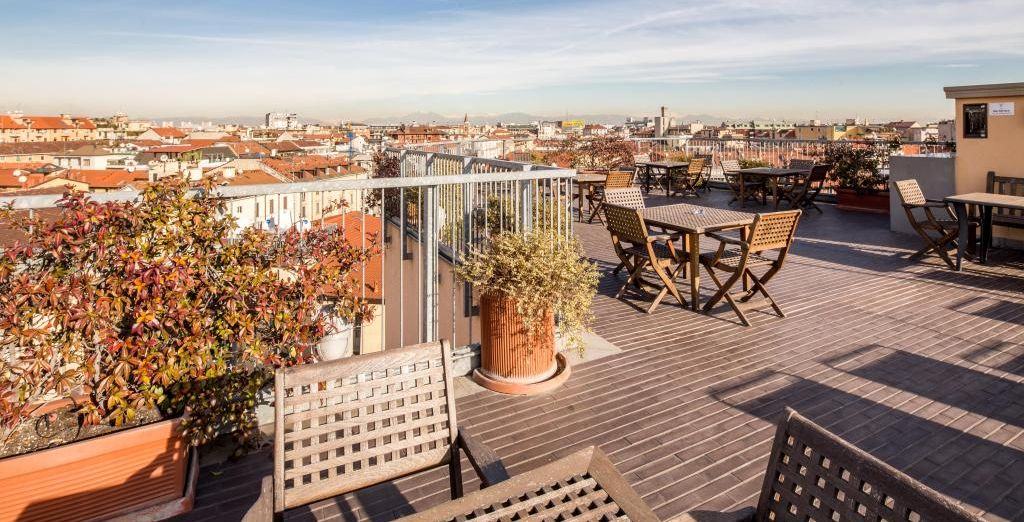 Best Western Plus Galles 4* - hotel with view in Milan