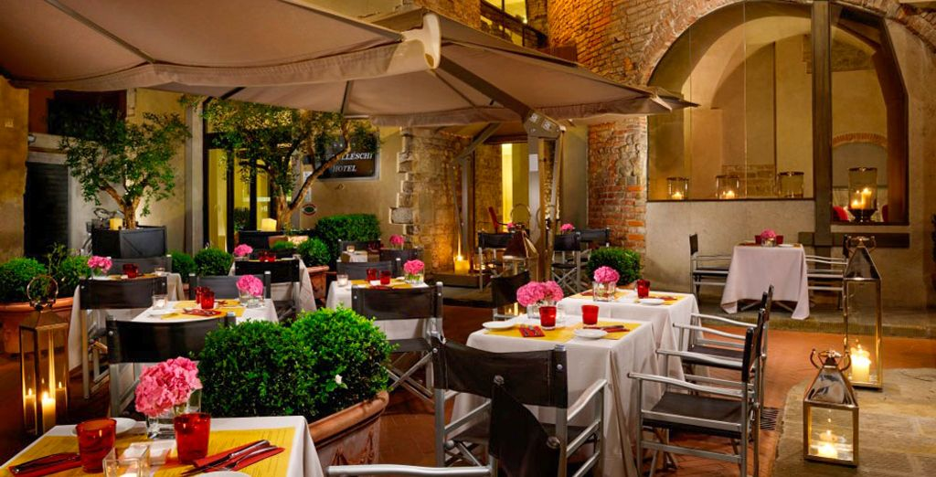 Hotel Brunelleschi 4* - the best hotels in Florence with Voyage Privé