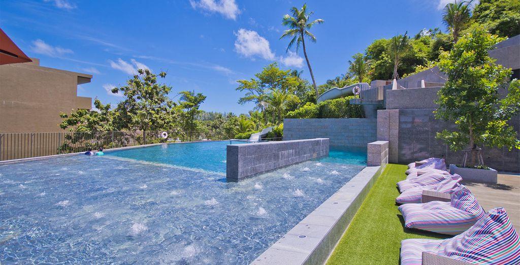 Sunsuri Phuket 5* - honeymoon