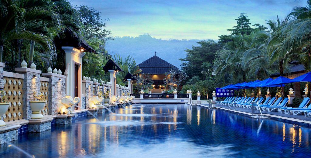 Centara Seaview Resort 4* - Hotel Spa in Khoa Lak
