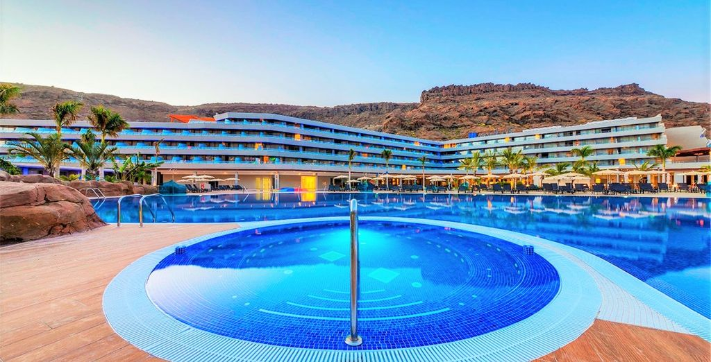 Radisson Blu Resort & Spa Gran Canaria Mogan 5* - Hotel Spa in Gran Canaria