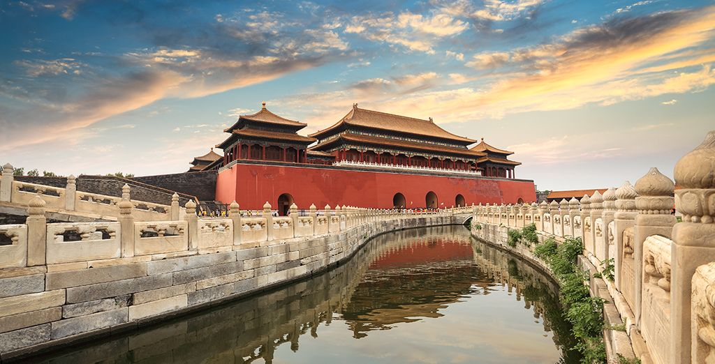 travel guide china : forbidden city