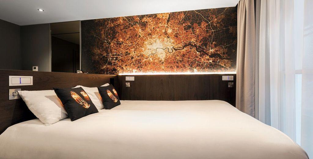 LUMA Concept Hotel 4* in London