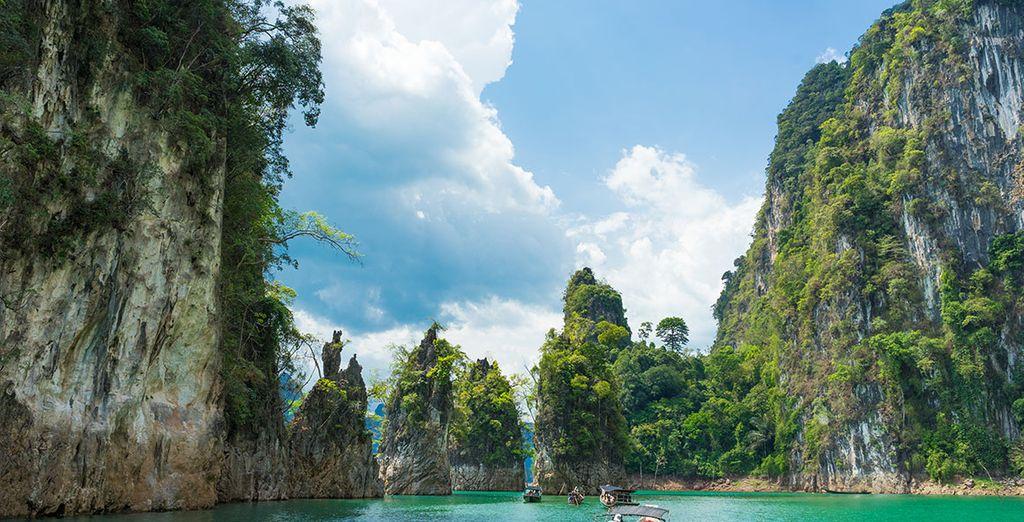 Holidays to Thailand : Khao Lak
