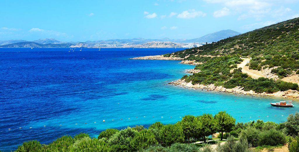 Go and discover Bodrum in Turkey