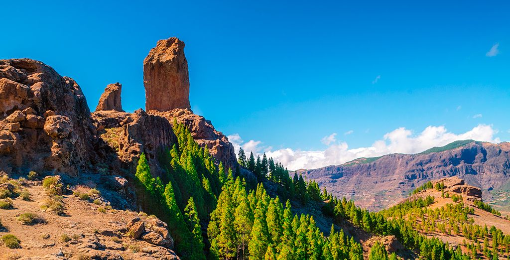 Some wonderful landscapes on the Canary Islands