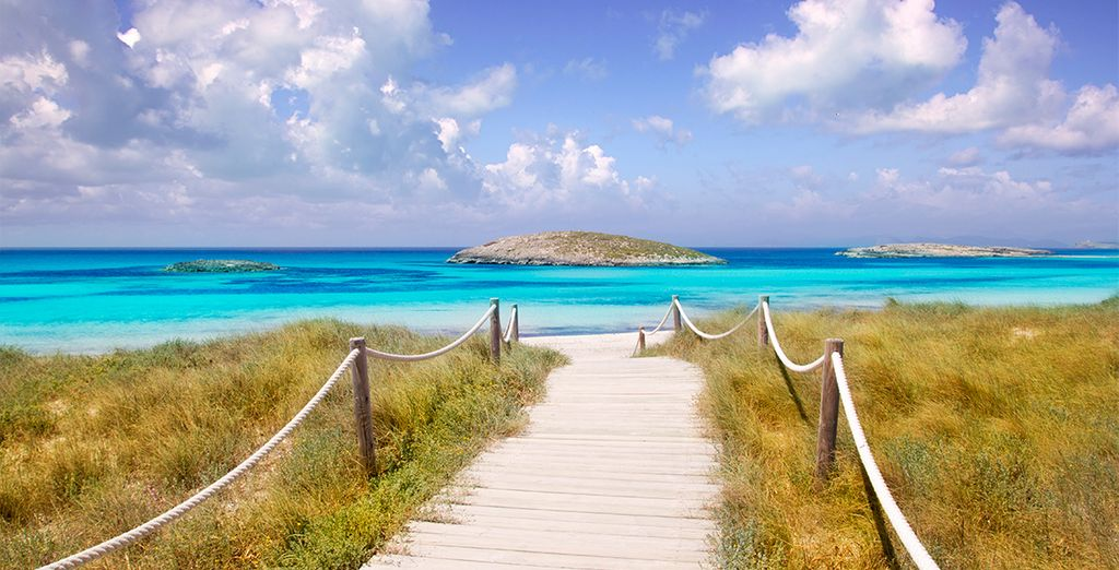Great deals to Balearic Islands : Formentera