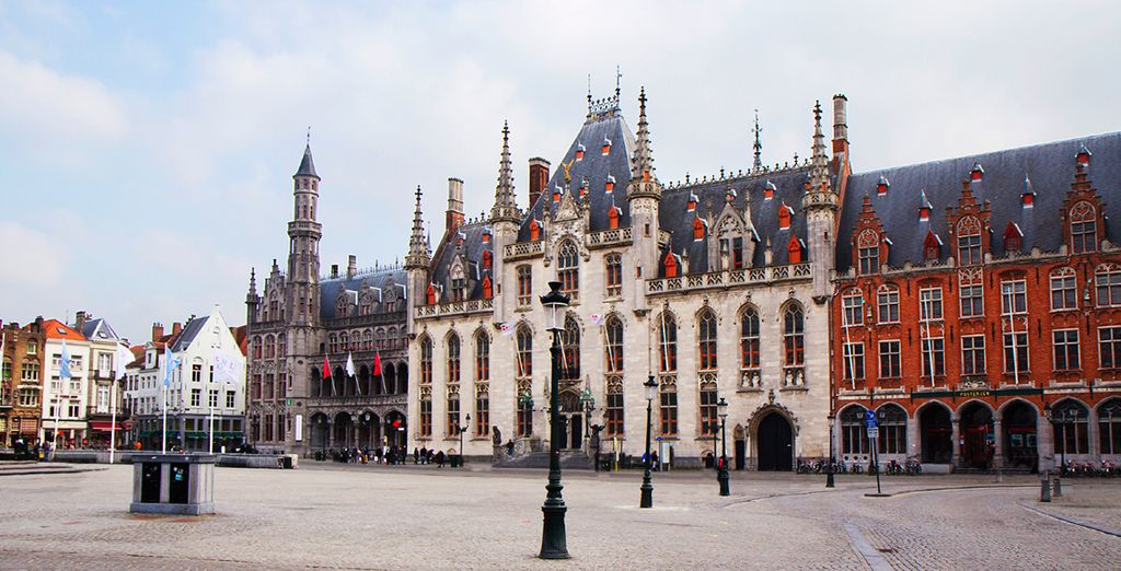 City Breaks in Bruges