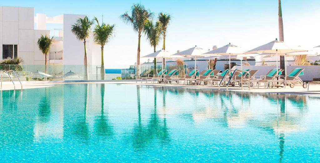 Hotel Lava Beach 5* - best hotel in Lanzarote