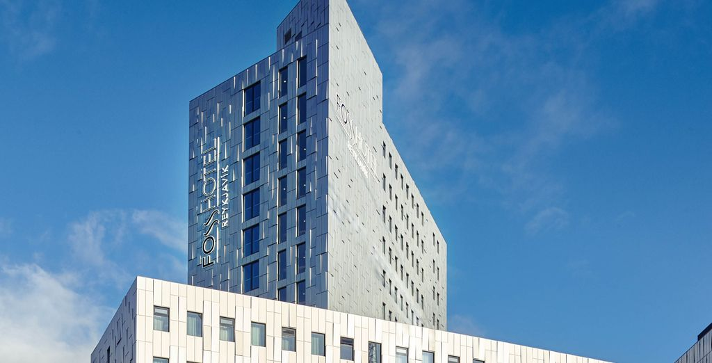 Fosshotel Reykjavik 4* - last minute offers