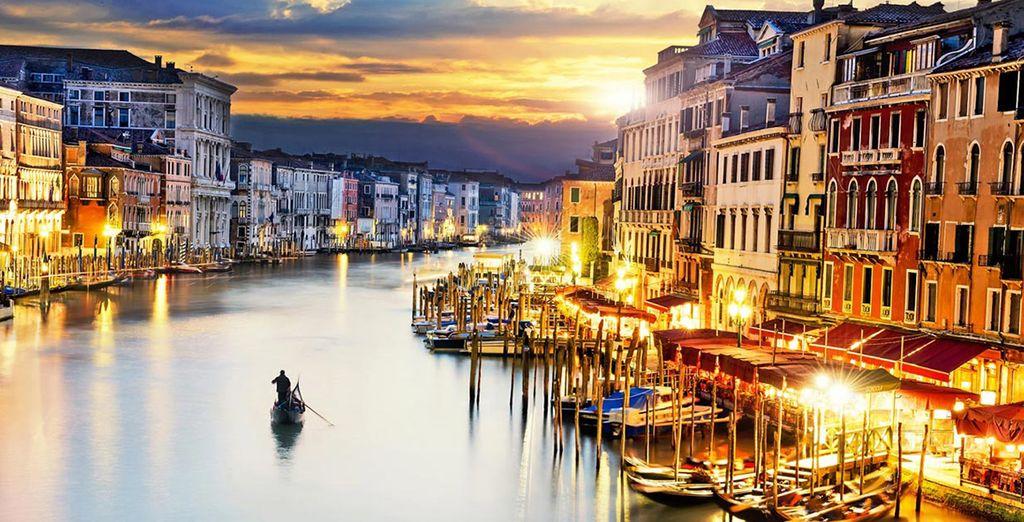 Summer Holidays Venice
