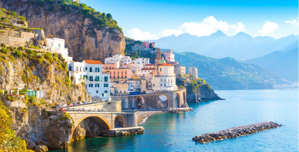 Last minute deals italy : Sorrento, Amalfi, Capri Experience