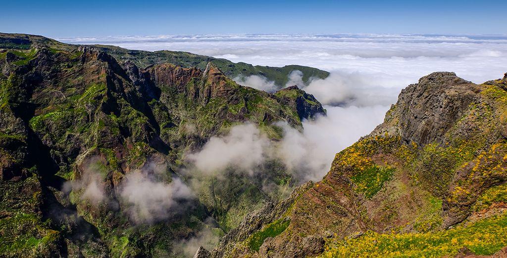 Madeira's peaks