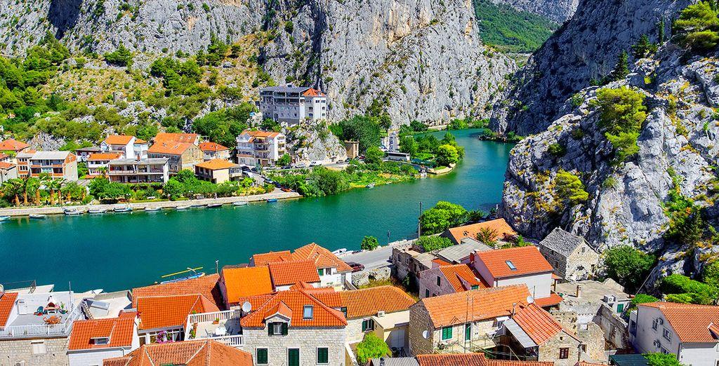 Coty Breaks in Dubrovnik