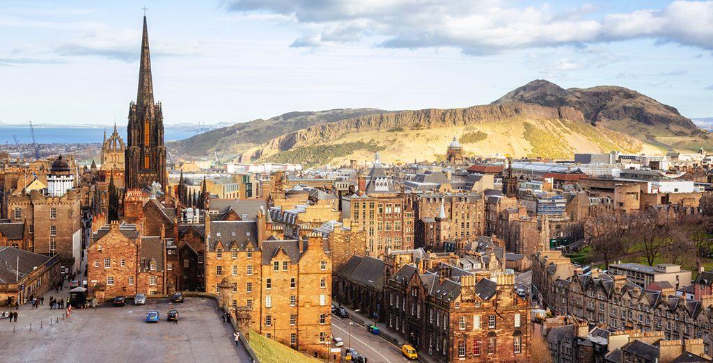 Exploring Scotland Tour