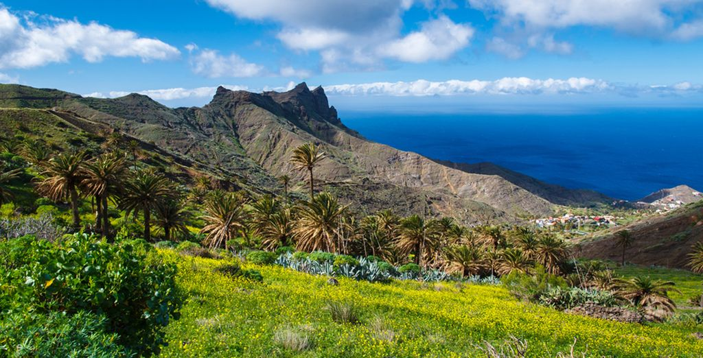 Discover all the onders of Gran Canaria