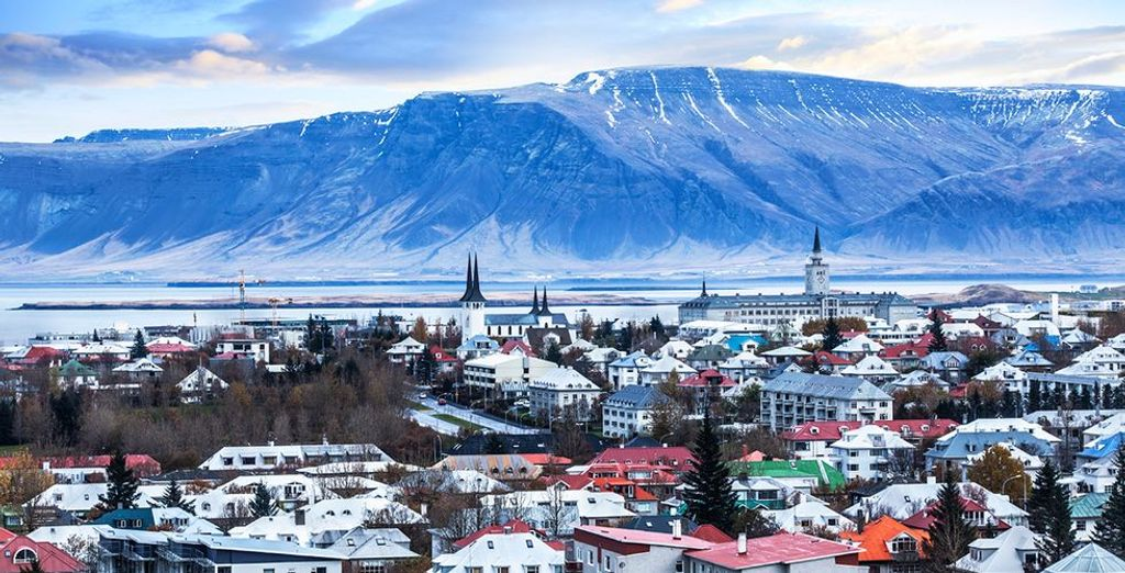 Discover Reykjavik and its wildlife with Voyage Privé