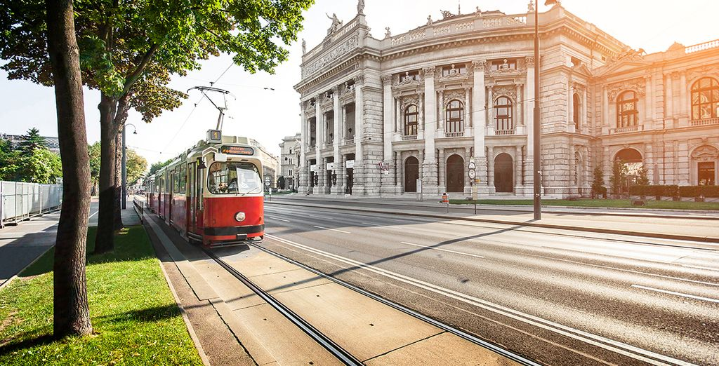 Explore Vienna, the Icon of culture and music with Voyage Privé
