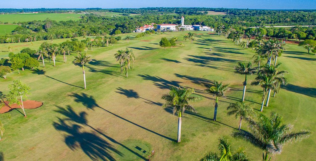 With relaxing facilities so you can fully wind down (Wish Resort Golf Convention Foz do Iguaçu)