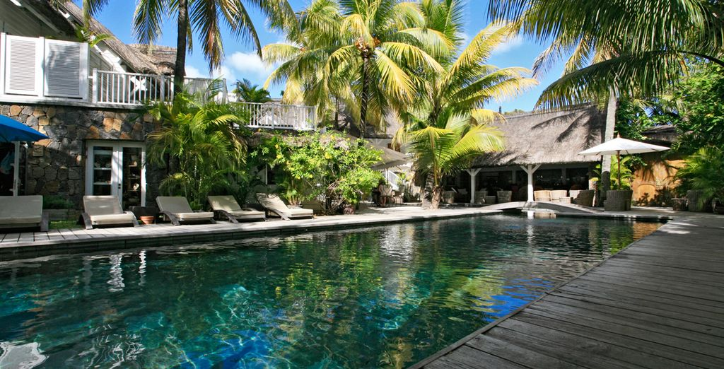Discover the amazing 20° Sud Boutique Hotel - 20° Sud Boutique Hotel**** - Mauritius - Indian Ocean Mauritius