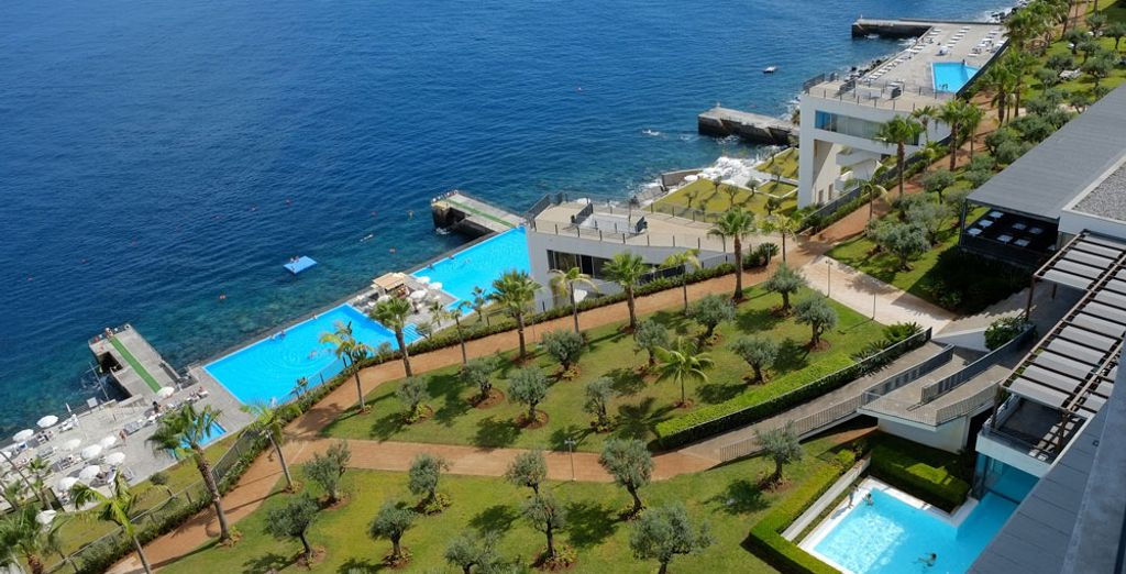 VIDAMAR Resorts Madeira 5* :