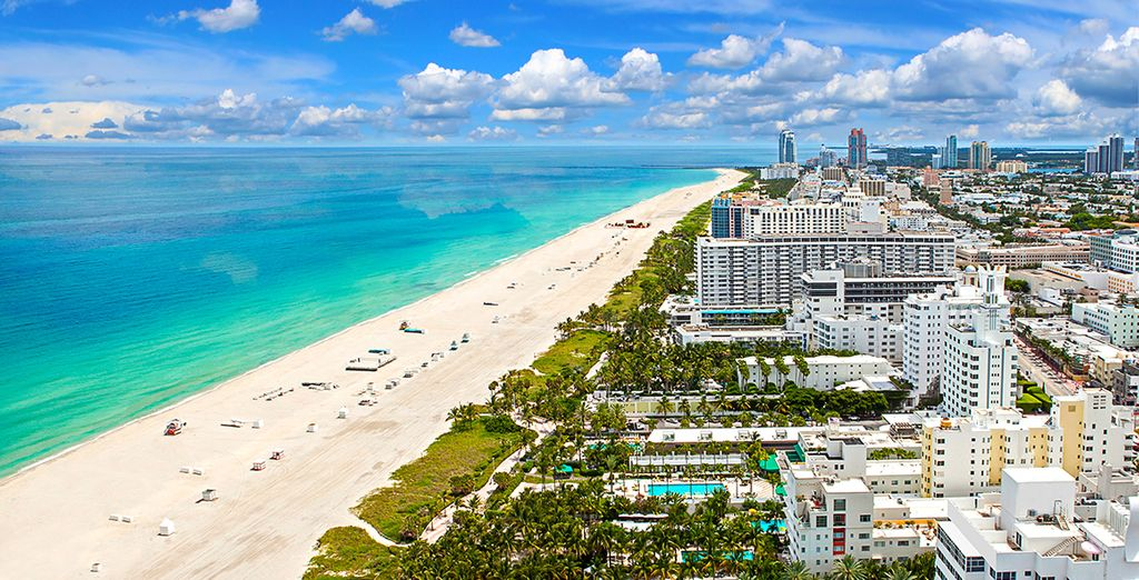 Before ending your adventure in the Hedonism of Miami Beach