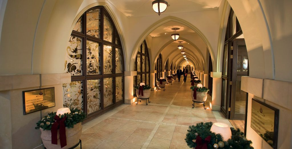 Basilica Foyer Elysium Hotel : Elysium hotel voyage privé up to