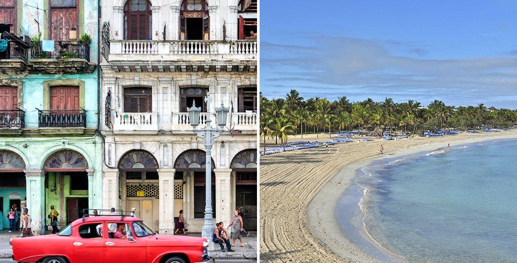 The rhythms of Havana & the beaches of Varadero