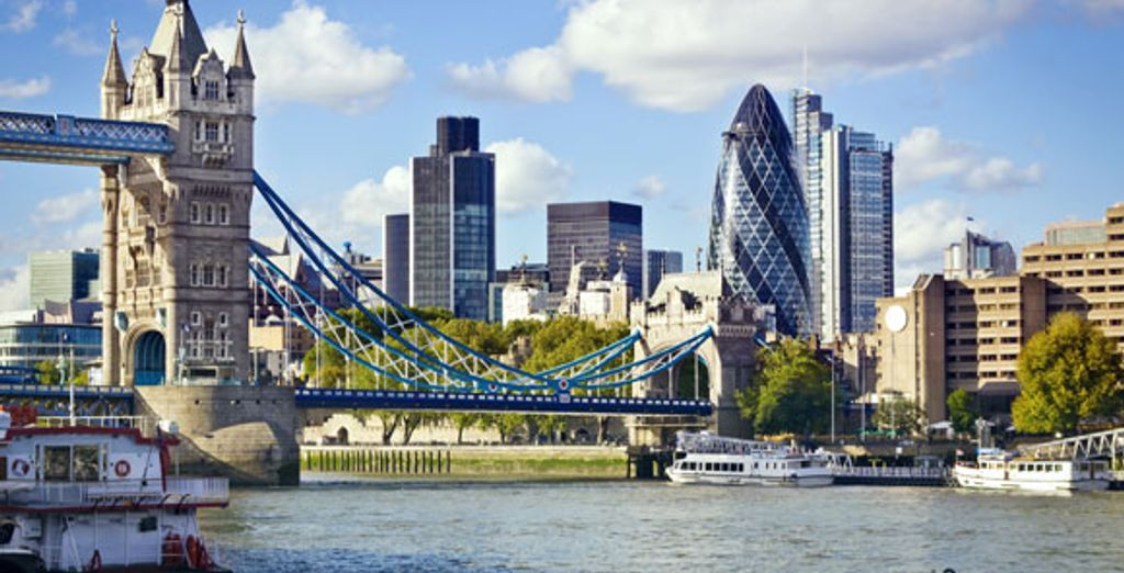 - Hilton Canary Wharf**** - London - England London