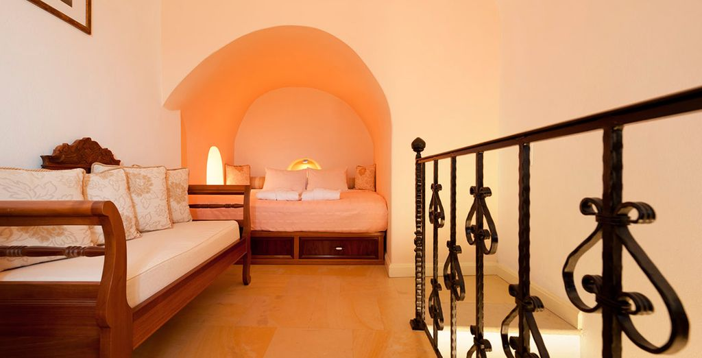 Stay in an upgraded Suite - Nefeles Luxury Suites**** - Santorini - Greece Santorini