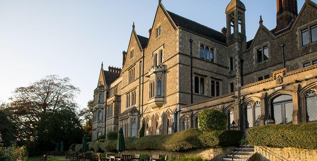 Nutfield Priory Hotel & Spa 4*