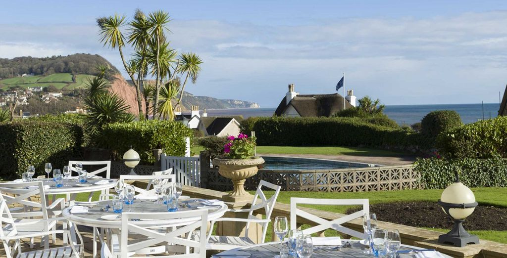 Sidmouth Harbour Hotel 4*